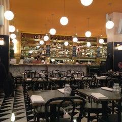 Photo taken at Bistro Rigoletto by Martin G. on 11/2/2012