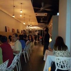 Photo taken at myElephant Thai Restaurant by Danny Y. on 3/29/2013