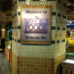 Photo taken at Whole Foods Market by Eric M. on 3/14/2013