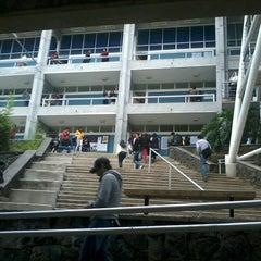 Photo taken at Facultad de Ciencias Administrativas y Sociales by Juan H. on 5/7/2013