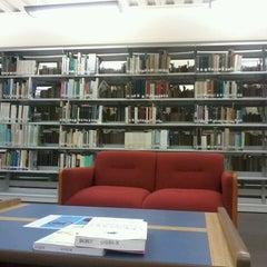 Photo taken at Biblioteca USBI by Juan H. on 5/23/2013