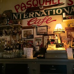 Photo taken at Pasquale's by Patrick O. on 1/13/2015