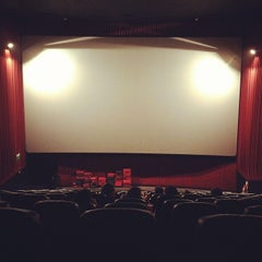 Photo taken at Cinemark Palermo by Christian L. on 9/15/2012