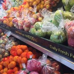 Photo taken at Sri Kota Supermarket by Tata T. on 7/25/2015