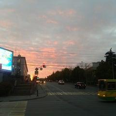 Photo taken at Администрация г. Липецка by Natasha P. on 10/7/2013