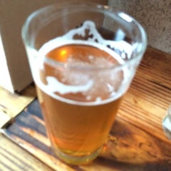 Photo taken at Barrier Brewing Co. by Krys S. on 11/7/2015