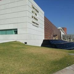 Photo taken at Universidad del Valle de México (UVM Campus Zapopan) by Antonio G. on 11/23/2012