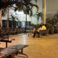 Photo taken at Aeropuerto Internacional del Cibao by Lendy L. on 4/24/2013