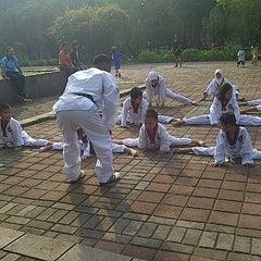 Photo taken at Taman Hutan Tebet by Rlyn A. on 5/12/2013