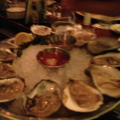 Photo taken at Shaw's Crab House by Khrista T. on 12/29/2012