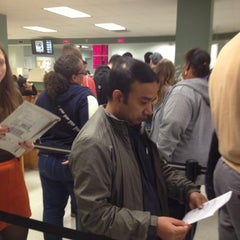 Photo taken at New York State DMV by Caitie C. on 10/1/2012