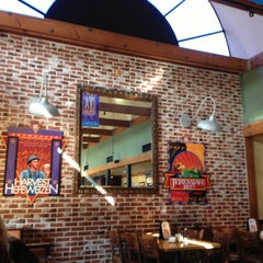 Photo taken at BJ's Restaurant and Brewhouse by Justin S. on 2/9/2013