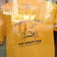 Photo taken at Annapolis Cigar Company by Biz T. on 9/13/2013