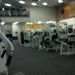 Photo taken at LA Fitness by Eugene C. on 11/14/2012
