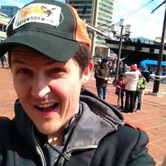Photo taken at Inner Harbor by Evan Y. on 3/23/2013