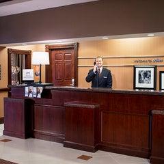 Photo taken at Hampton Inn & Suites Washington-Dulles International Airport by Hampton Inn & Suites Washington-Dulles International Airport on 1/8/2015