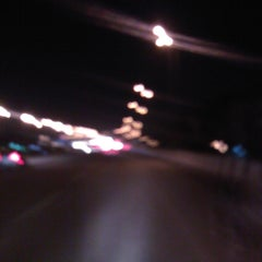 Photo taken at Ring Road | الطريق الدائري by Moataz A. on 1/25/2012