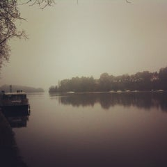 Photo taken at Sucé-sur-Erdre by Alice B. on 12/28/2013