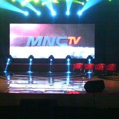 Photo taken at MNCTV by Panji D. on 3/27/2014