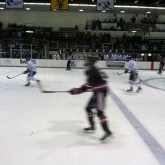 Photo taken at Schneider Arena by Rose D. on 11/17/2012