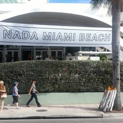 Photo taken at NADA Art Fair by wince p. on 12/6/2012