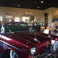 Photo taken at Heart & Soul Cafe by Katie H. on 11/8/2013