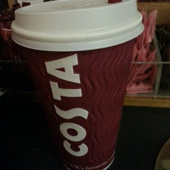 Photo taken at Costa Coffee by Nat M. on 11/11/2013