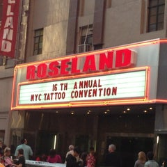 Photo taken at Roseland Ballroom by Alexis C. on 5/17/2013