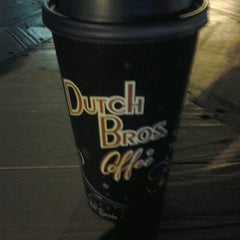 Photo taken at Dutch Bros. Coffee by Bryan S. on 11/10/2012