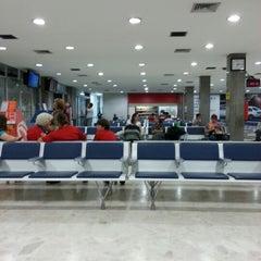 Photo taken at Aeroporto Internacional de Campo Grande (CGR) by Marcio R. on 11/12/2012
