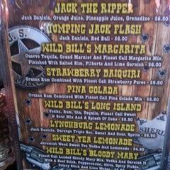 Photo taken at Wild Bill's Sports Saloon by Ashley W. on 1/27/2013