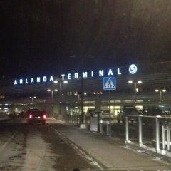 Photo taken at Terminal 5 by Jan R C. on 12/2/2012