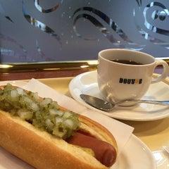 Photo taken at ドトールコーヒーショップ 大森店 by Kouji M. on 10/5/2014