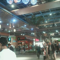 Photo taken at Al Mazar Mall - Carrefour Marrakech by FatimaZohra S. on 4/11/2013