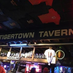 Photo taken at Tiger Town Tavern by Anthony D. on 11/9/2012