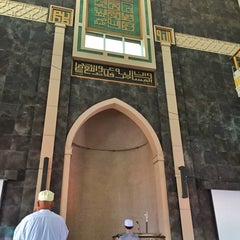 Photo taken at An-Nahdhah Mosque by Shariff R. on 7/4/2015