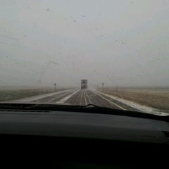 Photo taken at Minneola, KS by Quincy J. on 12/25/2012