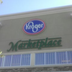 Photo taken at Kroger by Corey H. on 11/9/2012