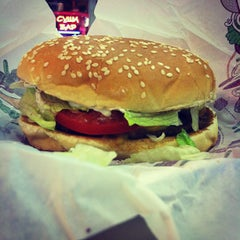 Photo taken at Burger King by Vasily S. on 12/12/2012