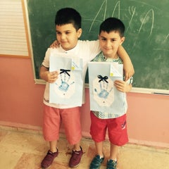 Photo taken at Ahmet Hamdi Tanpınar İlköğretim Okulu by Servet S. on 6/12/2015