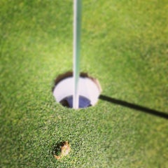 Photo taken at Indian Canyon Golf Course by Mike K. on 8/17/2013