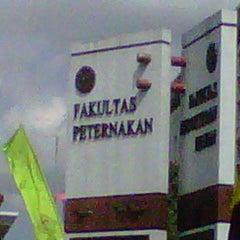 Photo taken at Fakultas Peternakan by Herry F. on 9/19/2013