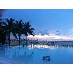 Photo taken at The Standard Spa, Miami Beach by Ksenia on 5/20/2013