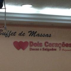 Photo taken at Dois Corações by Cesar U. on 12/27/2012