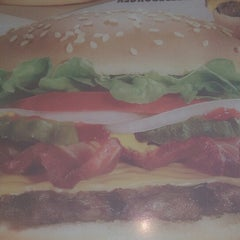 Photo taken at Burger King® by Leslie S. on 8/29/2014
