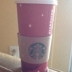 Photo taken at Starbucks by Erika T. on 11/23/2012