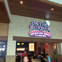 Photo taken at On The Border Mexican Grill & Cantina by Brian O. on 4/24/2013