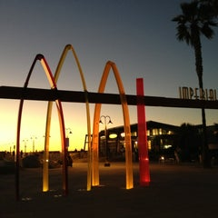 Photo taken at Imperial Beach Pier by Brittany C. on 1/21/2013