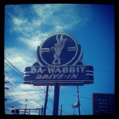 Photo taken at Cafe 615 (Da Wabbit) by Wesley D. on 3/12/2013