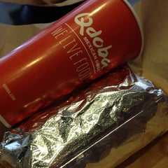 Photo taken at Qdoba Mexican Grill by Jim C. on 11/30/2013